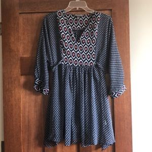 A Pea In The Pod Tunic Top Size M